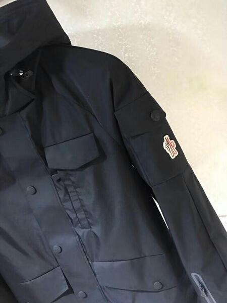 MONCLER モンクレール メンズ ジャケット 春秋 ブルゾン M_画像3