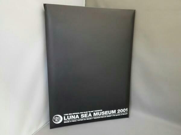 ルナシーLUNA SEA MUSEUM 2001 パンフレット ライブグッズの画像