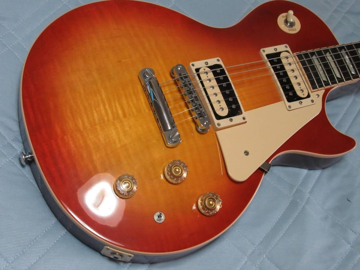 値下げ!Gibson Lespaul Classic 2014 120th アニバーサリー ギブソン レスポール ヘリテイジチェリーサンバースト_画像2