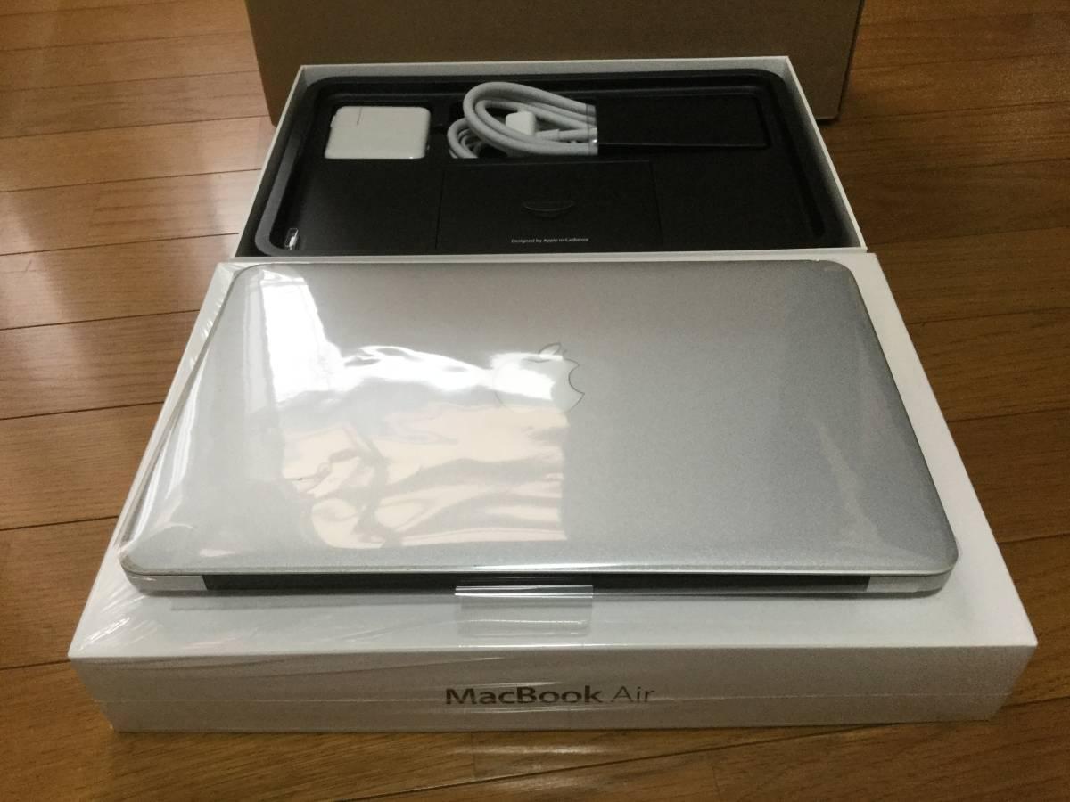 極上品希少モデル、MacBookAir 11インチ 128GB Early 2014