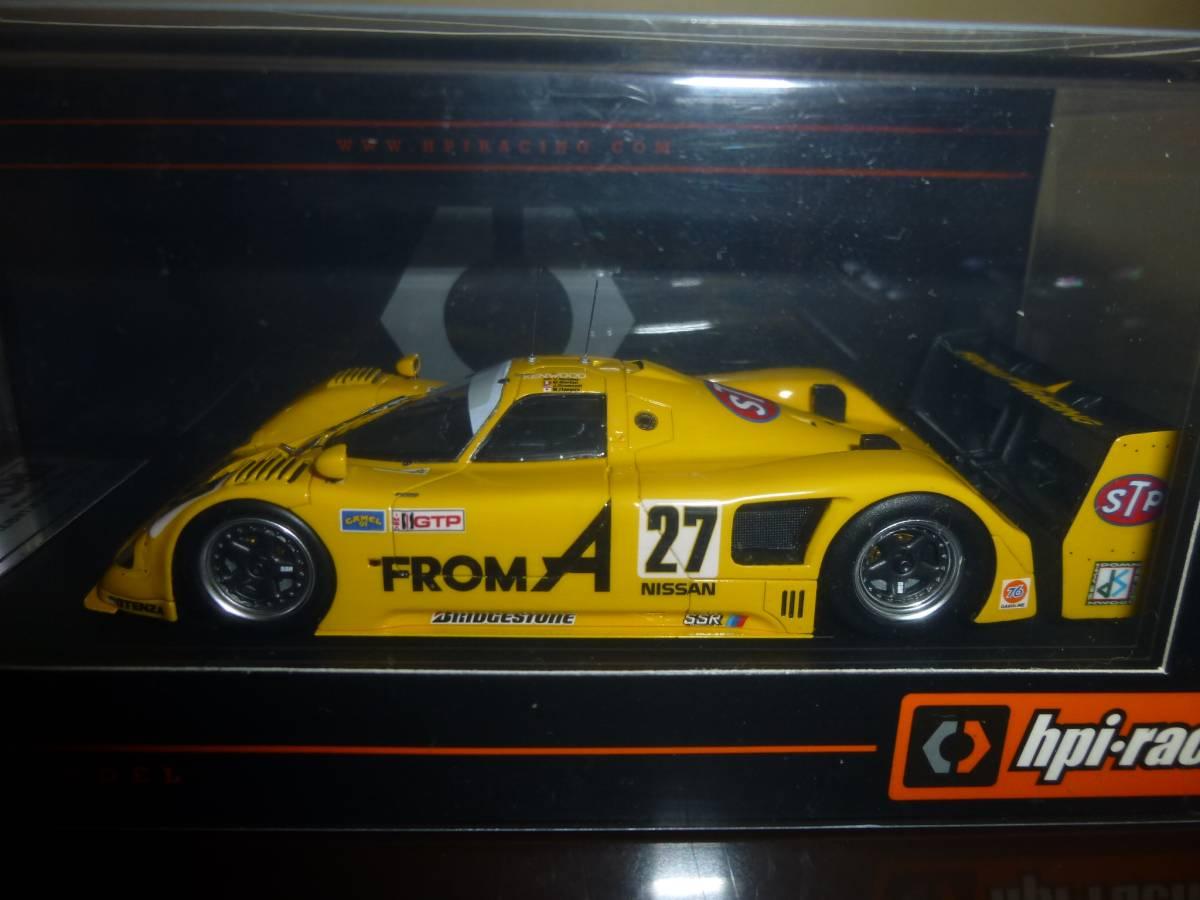 1/43 hpi フロムエー・ニッサンR91CK 1992デイトナ24時間レース仕様