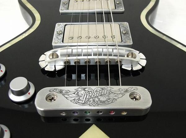 美品 中古 ZEMAITIS GZ2600IF/LH BK ゼマイティス シェルインレイ マザーオブパール 音楽 楽器 エレキ ギター O2567710_画像6