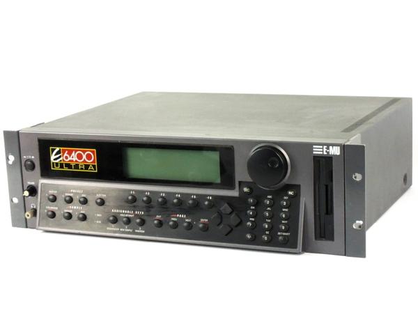 ジャンク E-MU E6400 ULTRA サンプラー 楽器 Y2666016