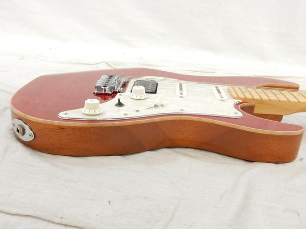 美品 中古 FUJIGEN フジゲン EXPERT OS/QM EOS/QM エレキ ギター 楽器 演奏 ケース付 S2412263_画像8
