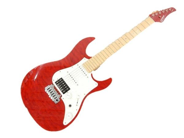 美品 中古 FUJIGEN フジゲン EXPERT OS/QM EOS/QM エレキ ギター 楽器 演奏 ケース付 S2412263