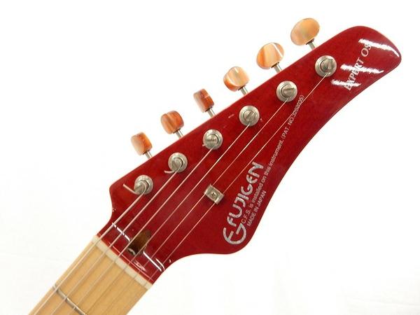 美品 中古 FUJIGEN フジゲン EXPERT OS/QM EOS/QM エレキ ギター 楽器 演奏 ケース付 S2412263_画像3