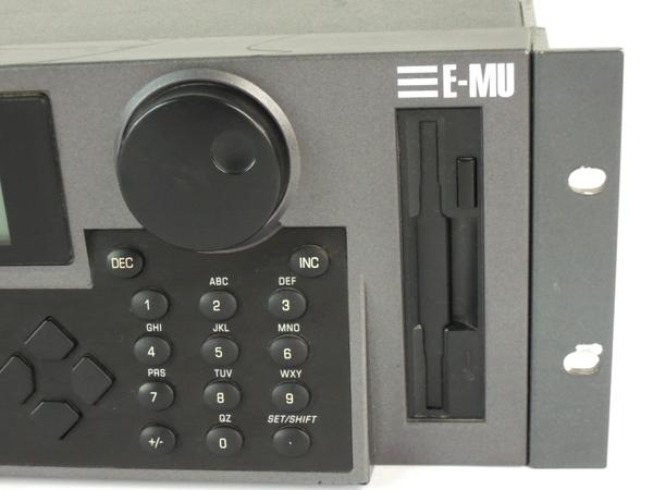 ジャンク E-MU E6400 ULTRA サンプラー 楽器 Y2666016_画像5