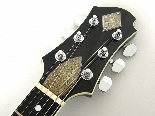 美品 中古 ZEMAITIS GZ2600IF/LH BK ゼマイティス シェルインレイ マザーオブパール 音楽 楽器 エレキ ギター O2567710_画像3