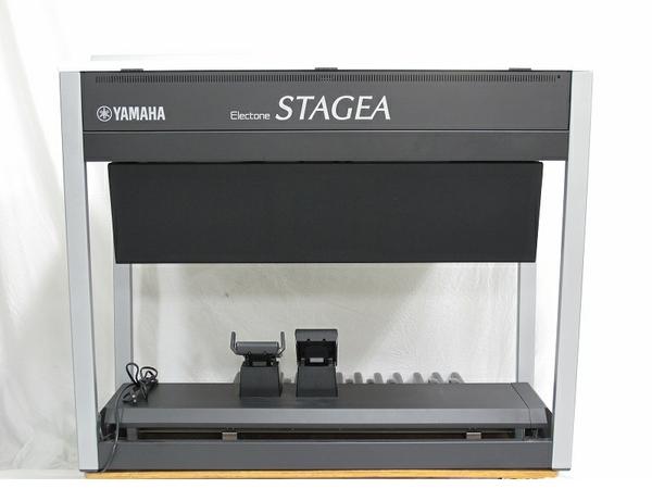 中古 直引き限定 YAMAHA ヤマハ STAGEA ELS-02C エレクトーン カスタムモデル 2015年製 直 N2648103_画像9
