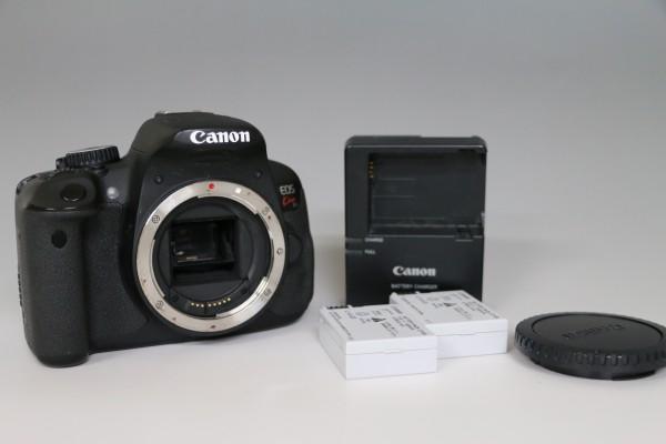 Canon EOS Kiss X6i ボディ ジャンク バッテリー2個 ( LP-E8 ) (3833)