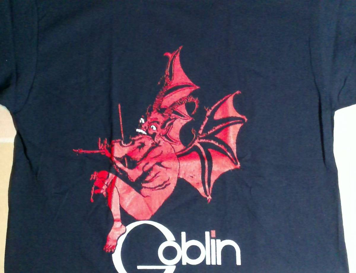 Goblin Tシャツ Mサイズ 未使用 ゴブリン