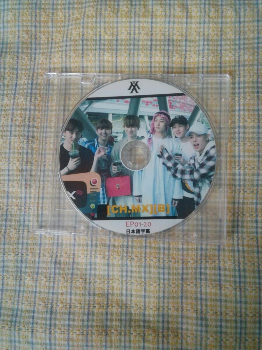 MONSTA X [CH.MX] DVD