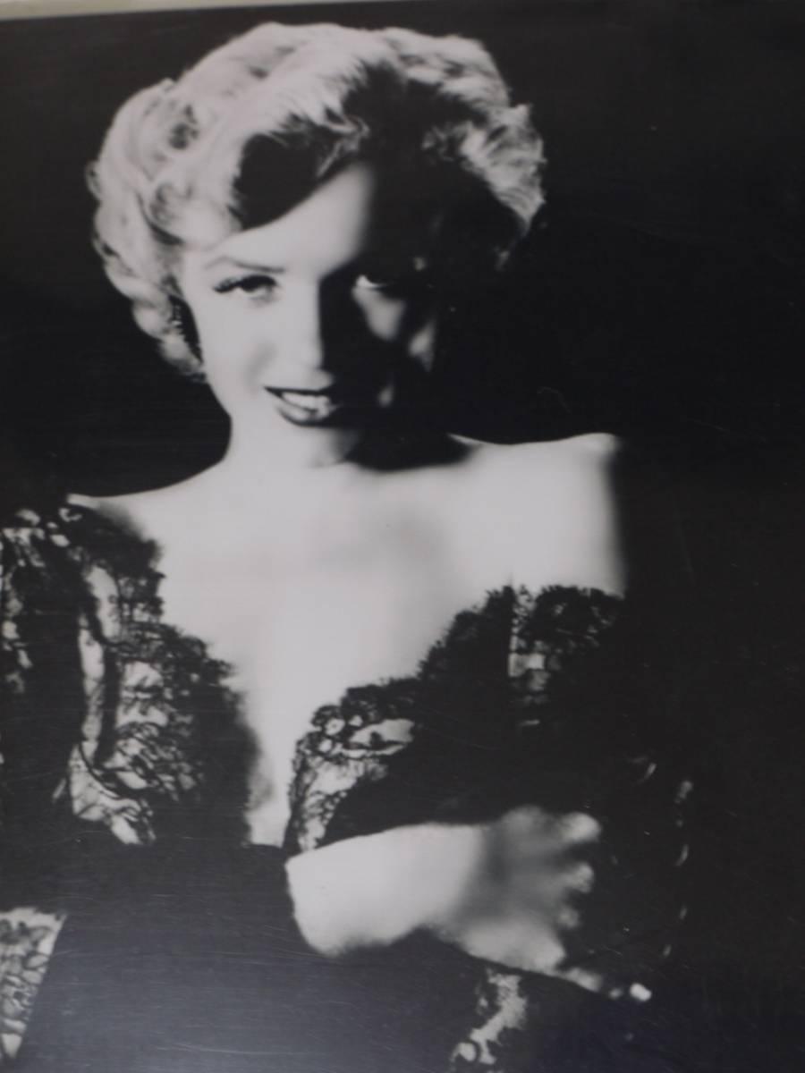 マリリンモンロー モノクロ写真 スチール写真 保管品1 グッズの画像