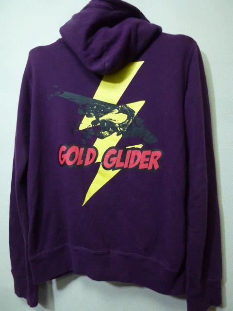 バンプオブチキン GOLD GLIDER ジップアップ・パーカー(BUMP OF CHICKEN)