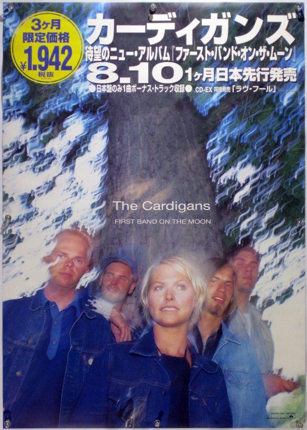 Cardigans カーディガンズ B2ポスター (27_11)