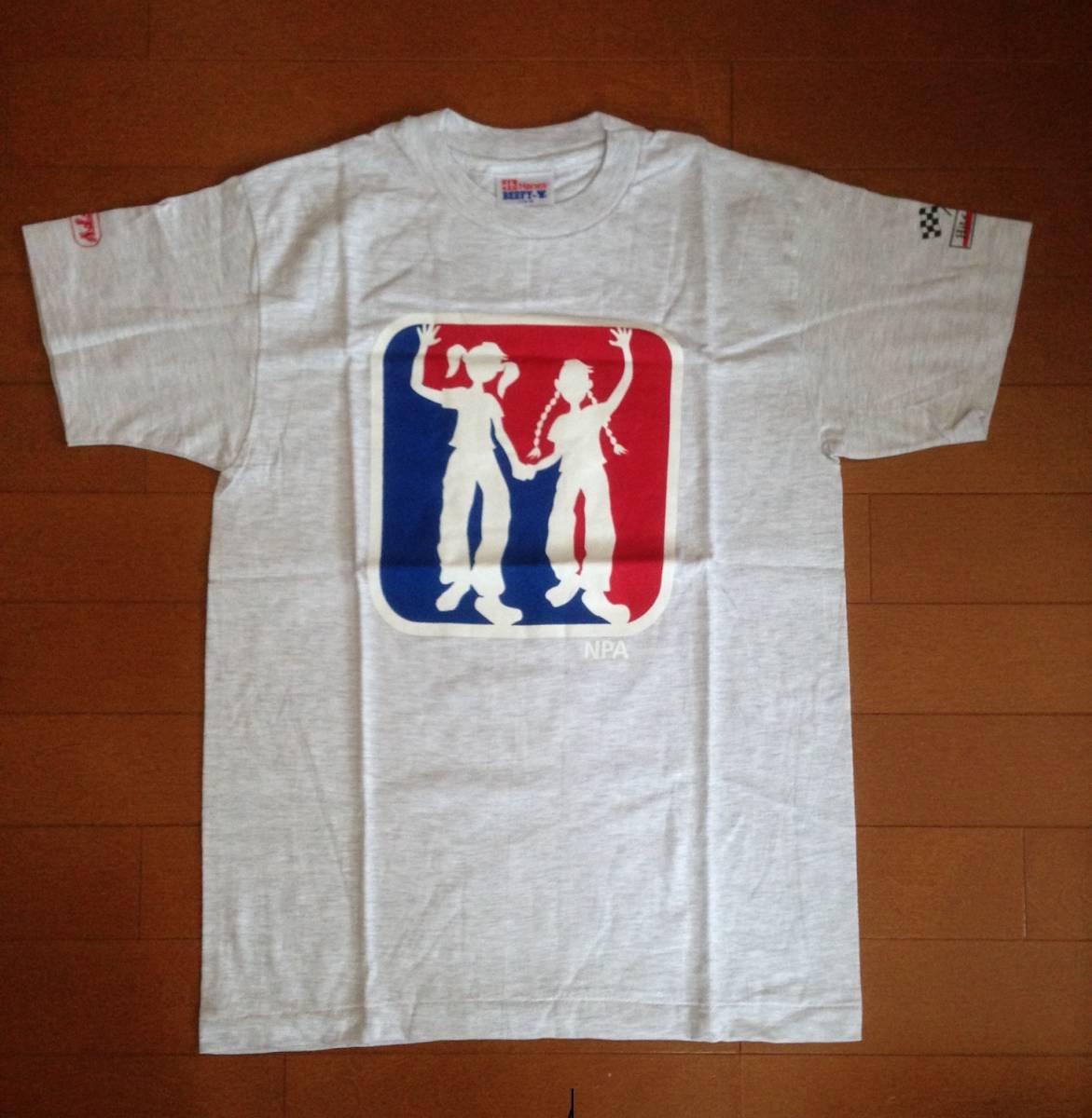 Puffy 記念Tシャツ 1997年全国ツアーの時の販売グッズ 女性用L 新品未使用品