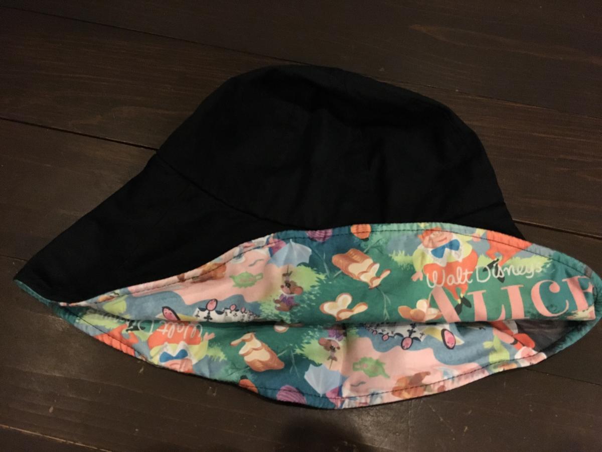 ディズニーストア 不思議の国のアリス 帽子 ハット ふしぎ ディズニー クラシック ディズニーグッズの画像