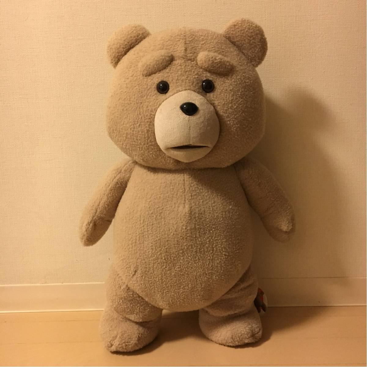 テッド ぬいぐるみ XL TED2 ぬいぐるみXLプレミアム グッズの画像