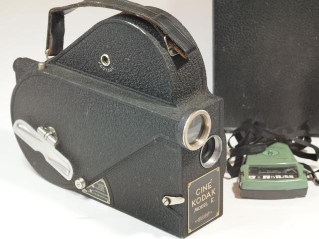 CINE KODAK MODEL E 16mm ムービーカメラ コダック USA製