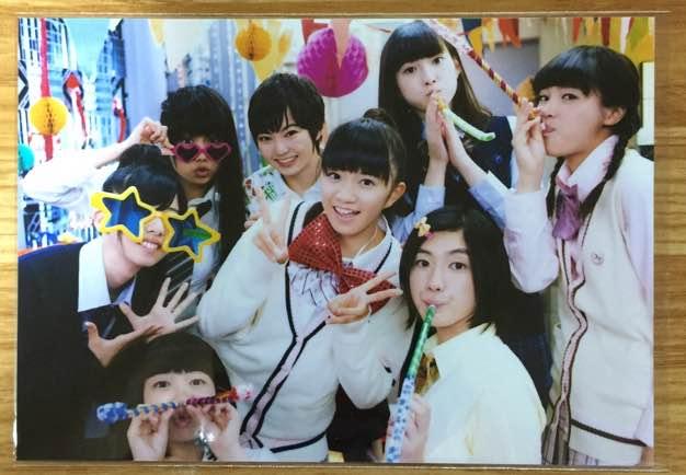 【生写真】私立恵比寿中学(エビ中) ロボサン ライブグッズの画像