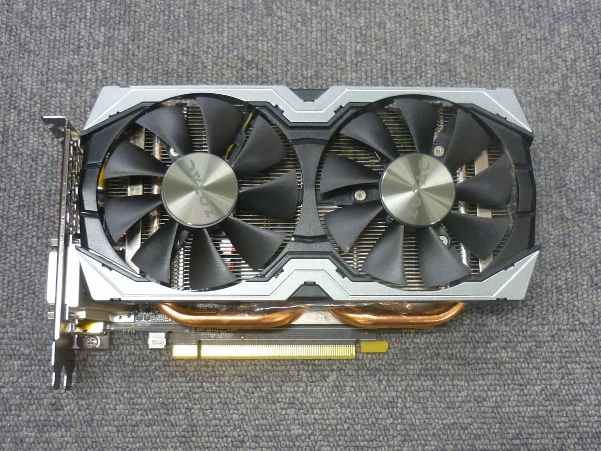 ZOTAC GTX1060 AMP! EDITION 6GB 192BIT GDDR5