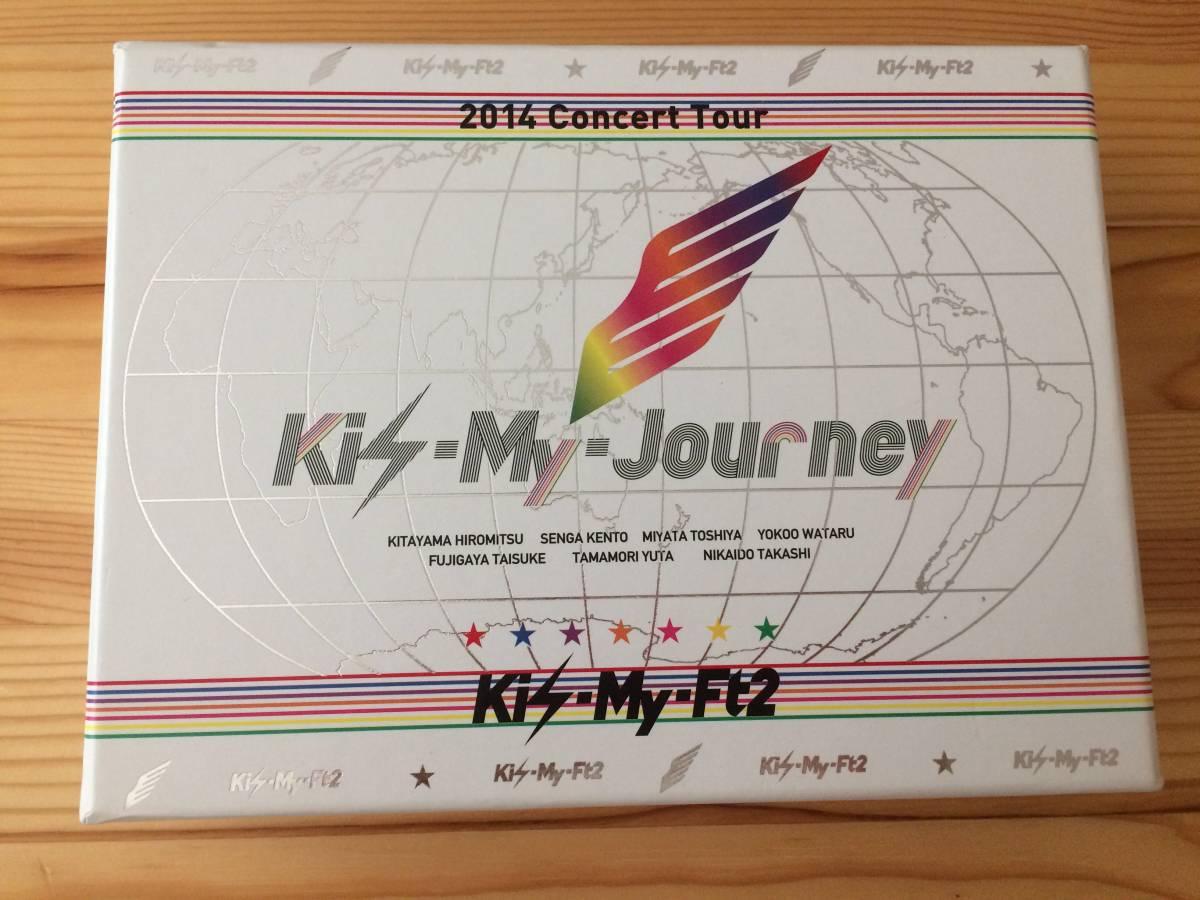 Kis-My-Ft2★Kis-My-Journey DVD