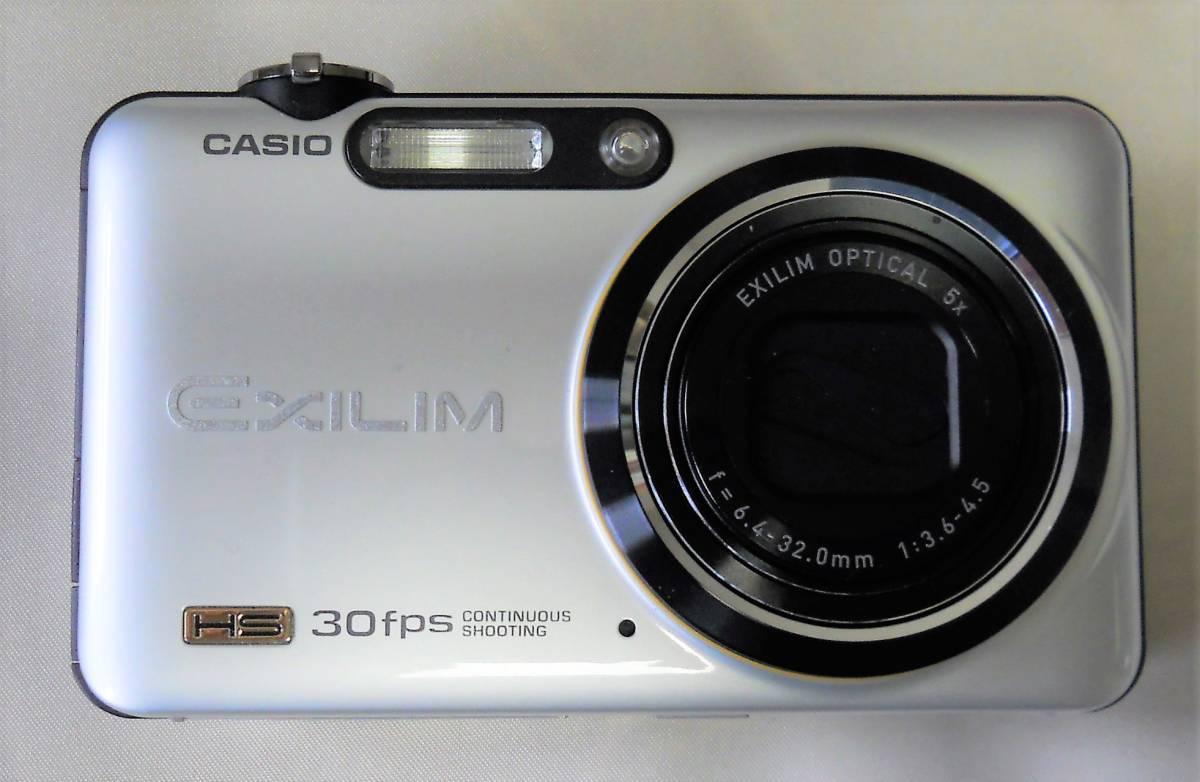 CASIO カシオ EXILIM エクシリム EX-FC100