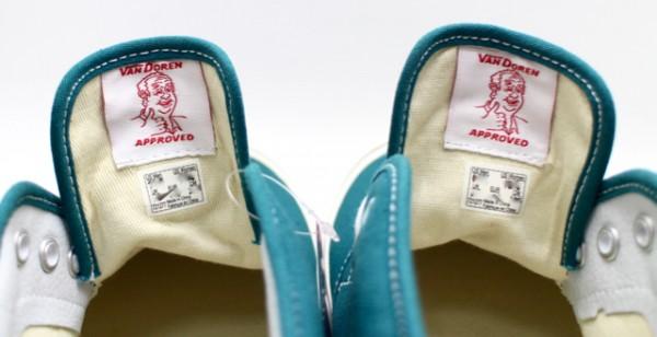 【USA購入 正規新品】VANSバンズ 28.5cm 50周年記念'49A チャッカブーツ CHUKKA BOOT グリーン復刻 スニーカー靴シューズ_画像3