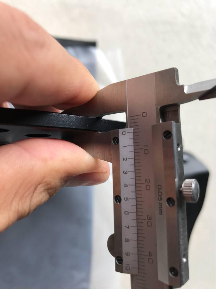 Zrx1200 DAEG SUNSTAR サンスター プレミアムレーシング フロントディスクローター 320mm 5.0mm 未使用品_画像3