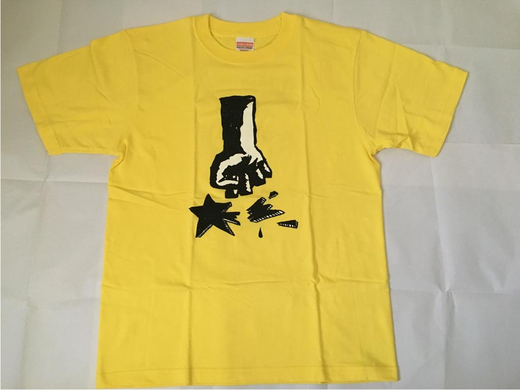 【新品】OVER ARM THROW 限定Tシャツ 裏ファイナルツアー限定 OAT オーバーアームスロー dustbox