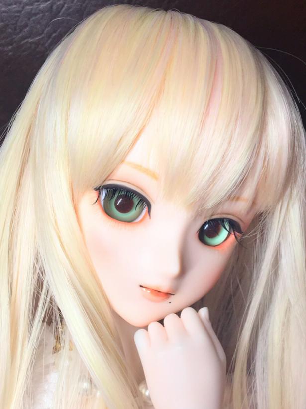 【MIYA】DDH-07(SW肌)カスタムヘッド+グラスアイ_画像2