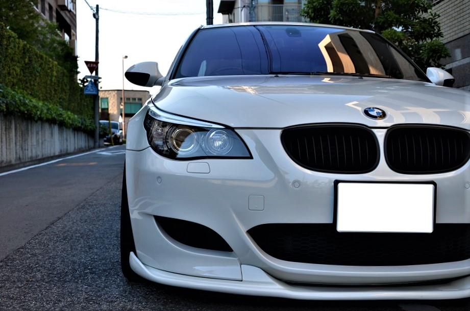 Real European High Performance Car M5