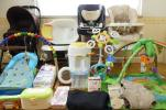 ◆出産準備セット◆チャイルドシート/ハイロー/両対面式A型ベ