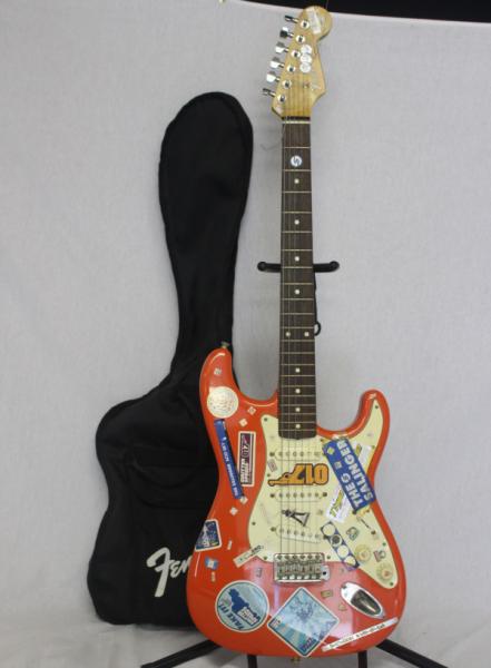 601DB Fender Japan フェンダー Stratocaster ストラトキャスター エレキギター 199