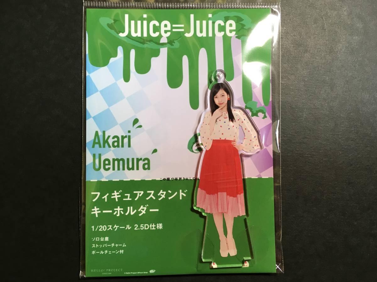 B 植村あかり フィギュア juice=juice ライブグッズの画像