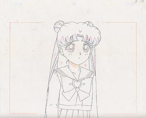 美少女戦士セーラームーン 動画 17904-24(4564)_画像1
