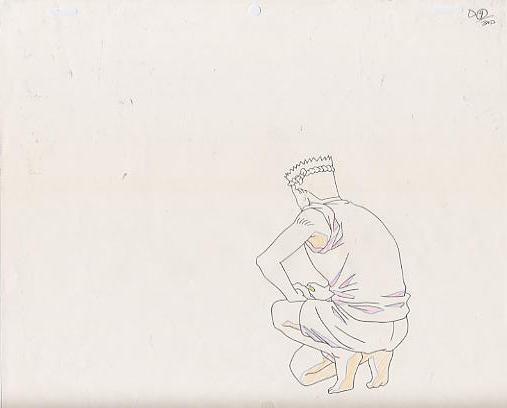 日本一の男の魂 動画[2枚セット] 17904-21(4560)_画像2