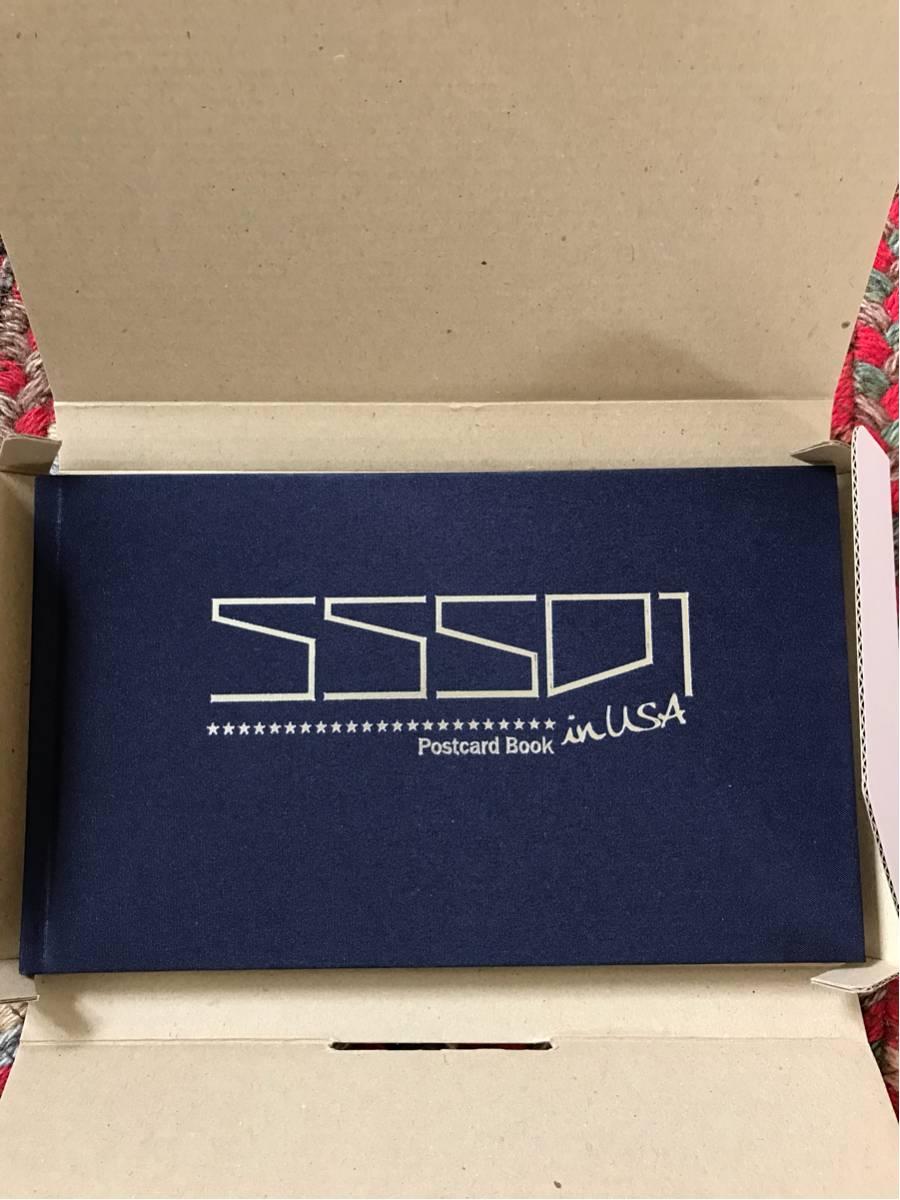 超レア!未使用 ★ SS501 ポストカードブック 箱付 コンサートグッズの画像