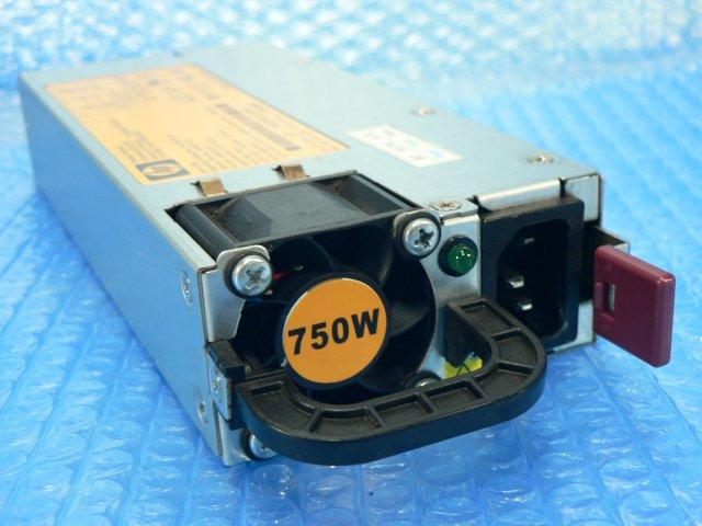 1BIX // HP ProLiant DL160 G6   length power supply HSTNS-PL18 750W