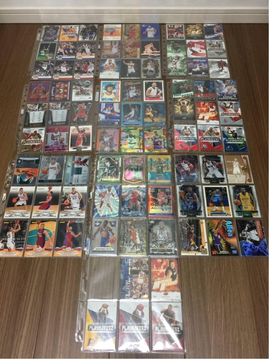 NBA トレーディングカード 86枚 シリアル、ルーキーカード有り グッズの画像