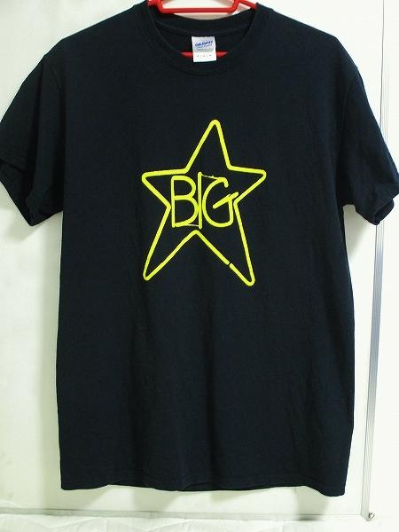 BIG STAR ビッグ・スター tシャツ gildan ギルダン■Alex Chilton アレックス・チルトン パワーポップ Posies ポウジーズ