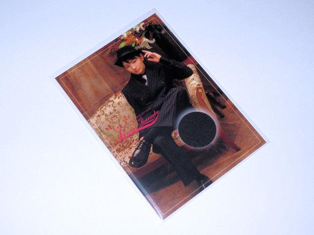 IMAGIO 眞鍋かをり コスチュームカード03 086/325 グッズの画像