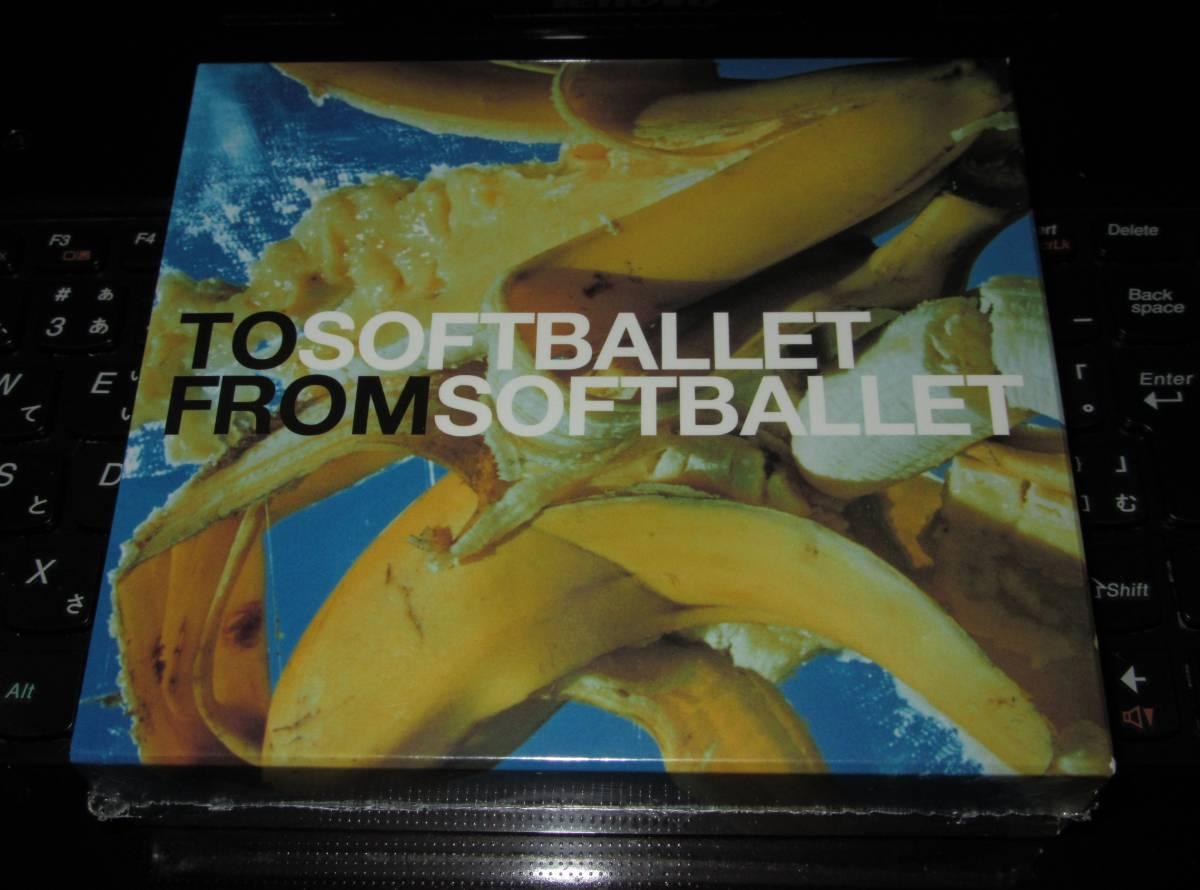 SOFT BALLET 2002年11月再結成 SHIBUYA-AXでのOfficial Goods記念コンサート・パンフレットCD-R(VIDEO-CD 3枚組)未開封新品+おまけ