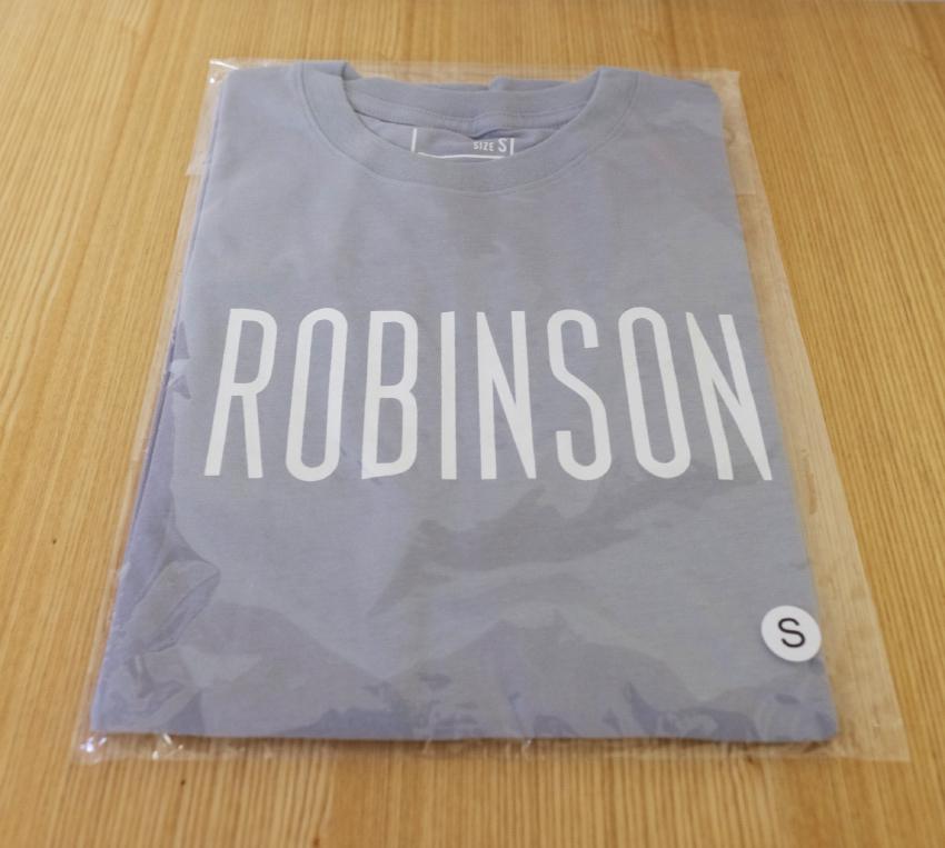 【新品未開封】スピッツ結成30周年ツアーグッズ「ROBINSON Tシャツ」(Sサイズ)