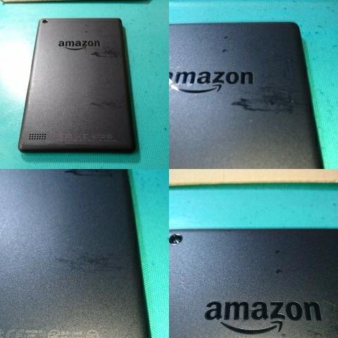 Kindle Fire 7 タブレット (Newモデル) 8GB、ブラック_画像2