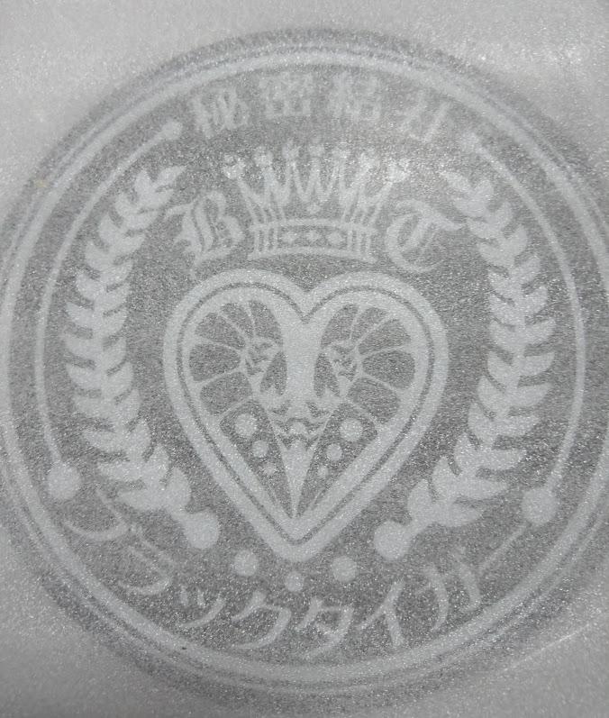 私立恵比寿中学 ブラックタイガー バッチ ファンクラブ ライブグッズの画像