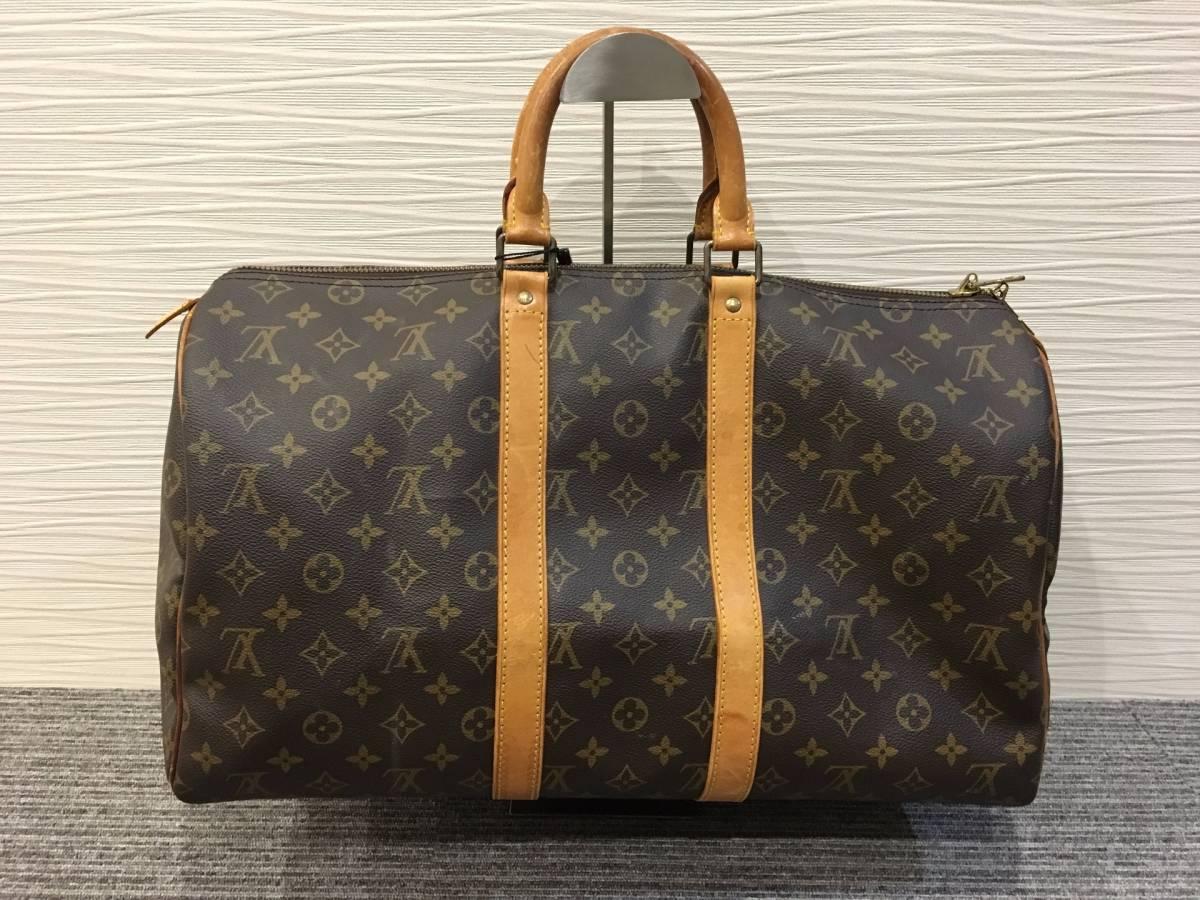 ■税込■ ルイヴィトン キーポル45 M41428 レディース メンズ 女性 男性 ヴィトン かばん カバン バッグ 大きい トラベル