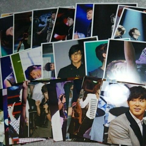 [東方神起 ユノ] 写真 40枚セット b ライブグッズの画像