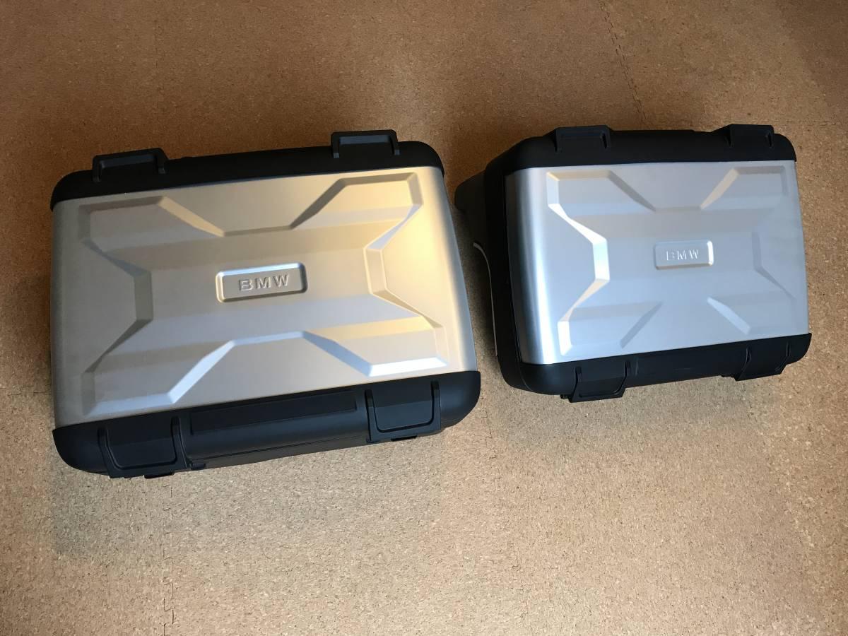 BMW R1200 GS 水冷 パニアケース 左 美品