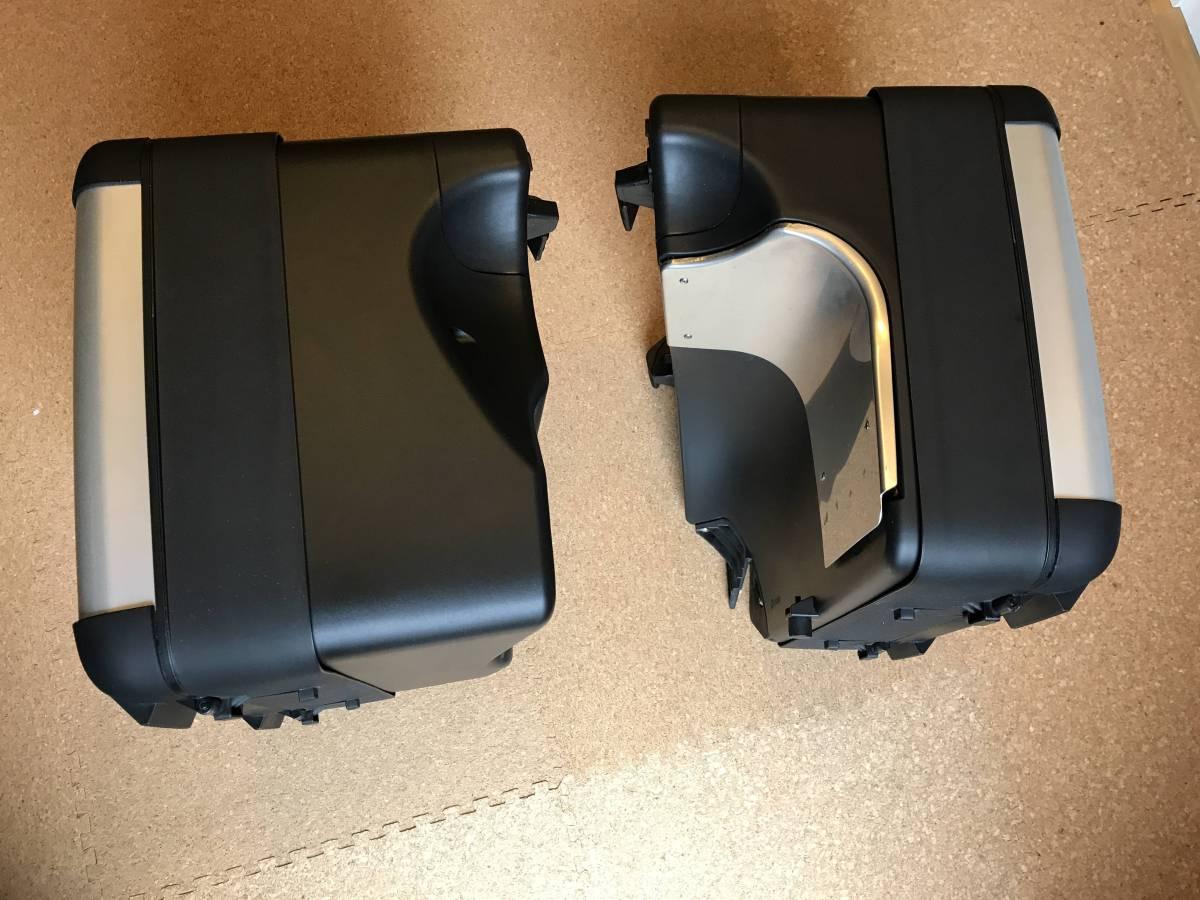 BMW R1200 GS 水冷 パニアケース 左 美品_画像2